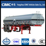 三Axle Oil Tanker Trailers/60000 Liters Fuel Tank Semi TrailerかGasoline Transport Tank Trailer
