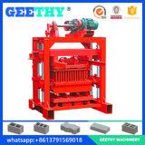 Konkrete blockierenmaschine des ziegelstein-Qtj4-40b2