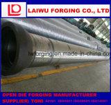 Molde longo forjado da tubulação do forjamento da barra do furo usado na máquina de carcaça centrífuga