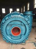 鉱山の鉱物のスラリーの処理のための頑丈な砂の砂利ポンプ装置