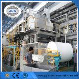 revestimento de papel do forro superior branco de 1400mm que faz a máquina