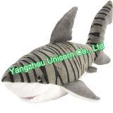Ce vulde het Dierlijke Stuk speelgoed van de Pluche van de Haai