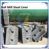 Pezzo di ricambio Steel Liner, Grinding Ball per Ball Mill