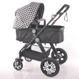 Младенца высокого качества Direclty фабрики прогулочная коляска зонтика оптового многофункциональная с большими колесами