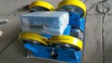 Rolo de giro de solda Hdtr-1000/3000 para a soldadura da tubulação