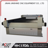 Máquina de estaca do laser do CNC da base lisa 80W de China 1325