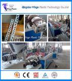 Riga di profilo dei branelli d'angolo del PVC della plastica/macchina d'espulsione di fabbricazione
