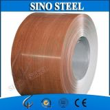 ширина PPGI 1250mm Prepainted гальванизированная стальная катушка