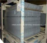 Orbis modificó los estantes y el balastro de madera para requisitos particulares
