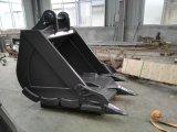 歯を搭載するDoosan Dx300 1300mmの掘削機のリッパーのバケツ