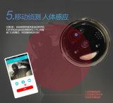 Arrivée neuve appareil-photo de sonnette de WiFi de Beephole d'écran de QG de 2.8 pouces