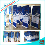 Display Stand Banner, Roll up Banner, Customed Publicidade Banner