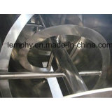 mezclador espiral horizontal de la cinta 316L para leche en polvo
