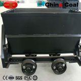 Benna-Capovolgimento dell'automobile ferroviaria della miniera di carbone