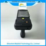 Computador móvel áspero com o varredor do código de barras 1d/2D, leitor de RFID