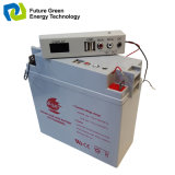 12V 17ah Leitungskabel-Säure-Batterie für Sonnenenergie UPS-System