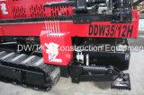 水平の方向掘削装置(DDW-3512H)、管のローダーが付いているHDD機械