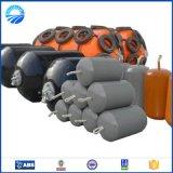 Defensas llenadas espuma flotantes marinas de EVA del poliuretano