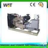Gruppo elettrogeno del gas naturale del dispositivo di raffreddamento di acqua 200kw (WT-200GFT)