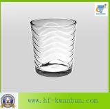 よい価格テーブルウェアKbHn033のグループのガラスコップ