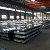 PPGI prepintó la placa de acero galvanizada del material de hoja de acero