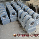 Alto martello specializzato del frantoio del ghisa del bicromato di potassio di produzione