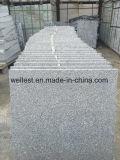 G343 회색 화강암 도와 자연적인 화강암 지면 도와 벽 장식적인 도와 건축재료