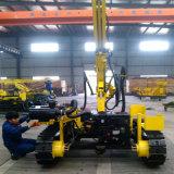 中国Ingersollのランド携帯用鉱山のクローラーによって取付けられる安い掘削装置Jbp100A