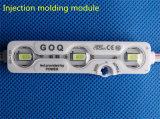Módulo impermeável do diodo emissor de luz da injeção de Quanlity 5730 elevados