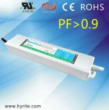 PF0.9 12V 10W impermeabilizan la fuente de alimentación del LED