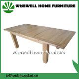 食堂の家具のためのExtendalbeの木製のダイニングテーブルそして椅子