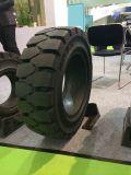 7.00-12 Neumático sólido de la carretilla elevadora de la venta al por mayor del fabricante de la ISO de China