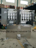 Machine van het Ijs van het roestvrij staal 20kg-50000kg/24h de Automatische Vierkante