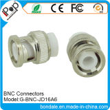 Conetor coaxial dos conetores de BNC Jd16A6 para conetores de BNC