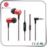 Earbudsを取り消す直接工場金属のイヤホーンの騒音