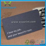 Cartão de visita Cartão de jogo personalizado Cartão de jogo de presente personalizado