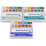 歯科Guttapercha PointsおよびAsorbent Paper Points
