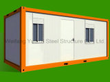 Office Shop를 위한 외부 Decorated Container House