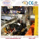 Machine renforcée en plastique molle d'extrusion de boyau de pipe de fil d'acier de PVC