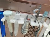 Microdermabrasion 최고 얼굴 청결한 수력 전기 얼굴 기계