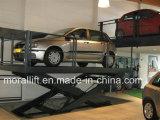 Het zware Platform van de Schaar van de Capaciteit van de Lading Hydraulische voor Auto