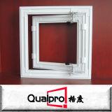 Porta do portal do acesso da placa de gipsita 400*400 com frame de alumínio AP7720
