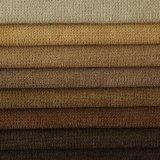 Le coton normal comme la teinture de polyester tapissent le tissu