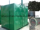 야자열매 포탄 탄화 기계