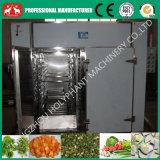 Desidratador industrial de Fruit&Vegetable da bandeja do ar quente de aço inteiramente inoxidável