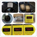 Consommables de soudure Copper Coted Aws Er70s-6 1.0mm Sg2 Fil de soudure / fil de soudure de Golden Bridge OEM Supplier