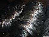 Fios pretos macio de 16 calibres da fábrica 9 12 14/fio laço preto/fio recozido preto