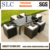 Mobilia esterna esterna moderna stabilita Furniture/2013 (SC-B8894) della Tabella elegante del rattan