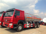 De beste Verkopende 6X4 Tankwagen van de Olie Sinotruk voor Afrika