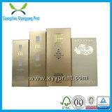 Caixa de empacotamento cosmética luxuosa feita sob encomenda para o cosmético